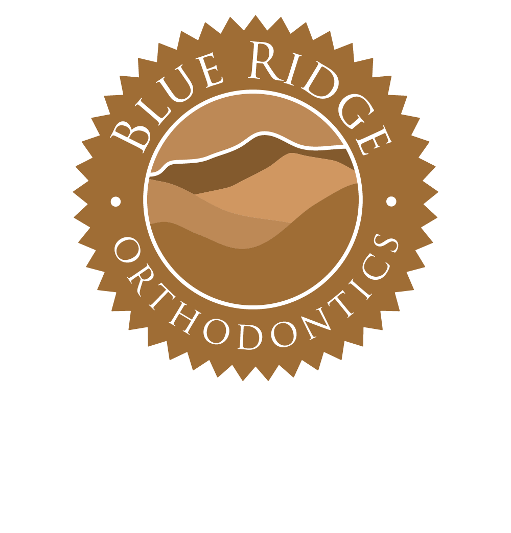Blue Ridge Orthodontics logo