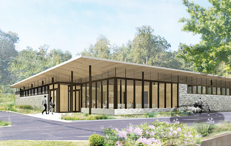 Hendersonville Office rendering
