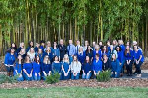 Team photo for Blue Ridge Orthodontics in Asheville