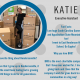 Katie is an executive assistant at an orthodontist in Asheville and Hendersonville