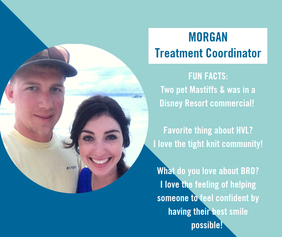 Image of Morgan who works as an orthodontic treatment coordinator in Hendersonville