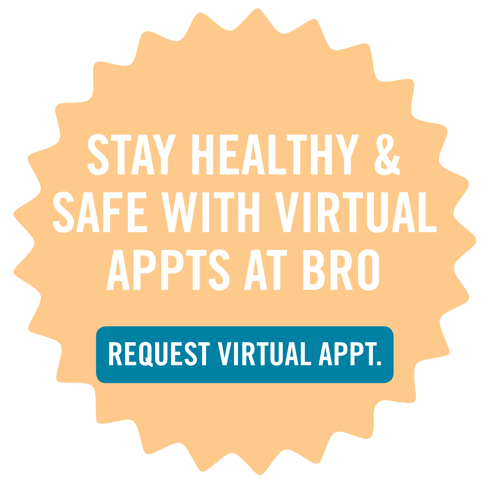 Stay healthy & safe with virtual appointments at Blue Ridge Orthodontics