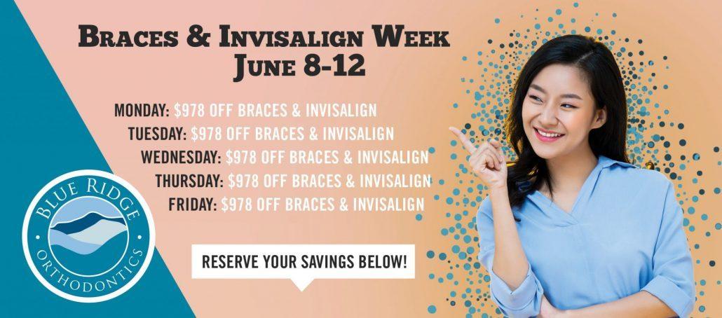 BRO Braces and Invisalign Week June 8-12, 2020
